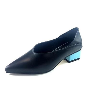 Bottier Cuir Mocassins et Chaussures D6148 Chaussons Confort Printemps Femme 06858805 Noir Talon Nappa qv5pwB