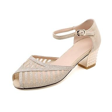 06857323 Noir Talon Chaussures Daim Confort Eté Bottier Beige Sandales Femme xzZHqS0