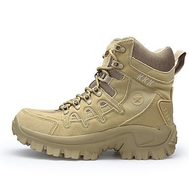 new style a9faf a6ff2 ... Qualité stable stable stable   Homme Chaussures de confort Daim Automne  hiver British Bottes Randonnée Garder ...