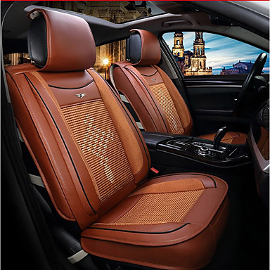 odeer couvre si ge de voiture couvre si ge orange textile similicuir normal pour universel. Black Bedroom Furniture Sets. Home Design Ideas