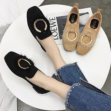 Minimalisme Automne Chaussures Confort Et De Femme Polyuréthane faRZ8Yfy