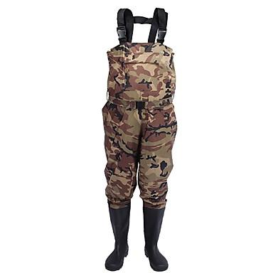 رخيصةأون ملابس الماء و الصيد-رجالي سلوبيت ضد الماء بنطلون الأحذية المطاطية مقاوم للماء التنفس إمكانية الشتاء الأماكن المفتوحة الصيد
