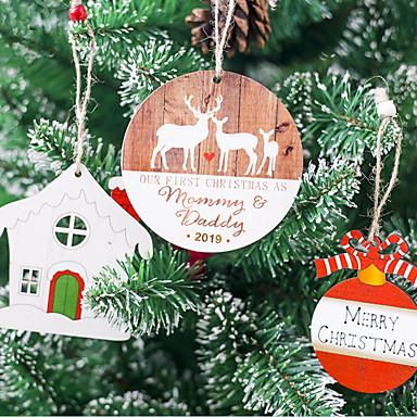 Božićni ukrasi Predbožićna drven Cirkularno drven Božićni ukras