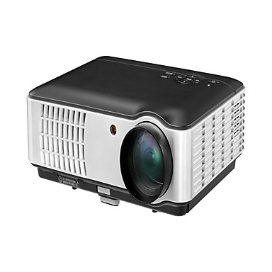 Factory OEM RD-806 LCD Proiector Business / Proiector Home Cinema / Proiector Educațional LED Proiector 2800 lm A sustine 1080 (1920 x1080) 50-200 inch Ecran / WXGA (1280 x 800) / ±15°