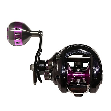 Fishing Reel Baitcasting Reel 7 1:1 Gear Ratio+11 Ball