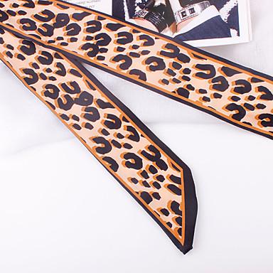abordables Foulards de Soirée-Mousseline de soie Quotidien Ceinture Avec Fantaisie Femme Frontière