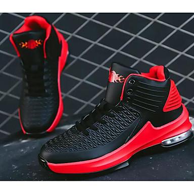 homme / femme est < les chaussures confortables occasionnel kaka (polyuréthane) automne occasionnel confortables baskets porter la preuve blanc / noir / Rouge  < belle couleur da28d1