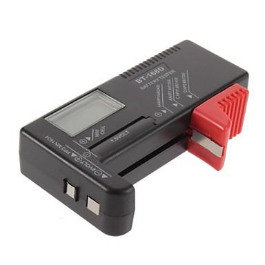 voordelige Test-, meet- & inspectieapparatuur-1 pcs Kunststoffen Batterijtester Meten / Pro
