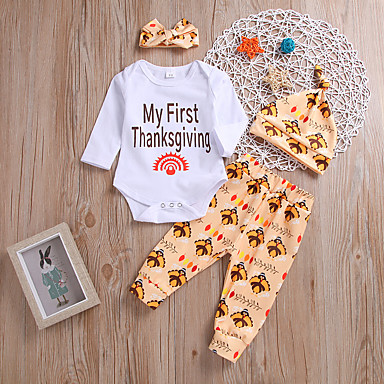 f3f89923c86 Χαμηλού Κόστους Μωρουδιακά Ρούχα Για Αγόρια-Μωρό Αγορίστικα Ενεργό / Πανκ  & Γκόθικ Καθημερινά