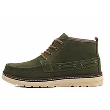 the best attitude e2cb1 8fb76 ... Facile—Homme Facile—Homme Facile—Homme Chaussures de confort Daim  Automne hiver Bottes