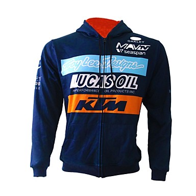 abordables Vestes de Moto-Vêtements de moto pour Unisexe Flanelle / Rayon / polyester Automne / Hiver Flexible / Séchage rapide / Ecran Solaire