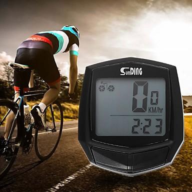SunDing SD-581 Ciklokompjutori Odo - Odometer Scan Set Last Value of Odometer Mountain Bike Biciklizam / Bicikl Biciklizam