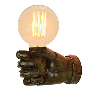 QINGMING® Mini Style Vintage / Zemlja Stambeni prostor / Vrt Resin zidna svjetiljka 110-120V / 220-240V 60 W