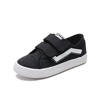 Abile Da Ragazzo - Da Ragazza Scarpe Di Corda Autunno Comoda Sneakers Per Nero - Bianco - Nero #07008059 Eccellente (In) Qualità