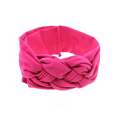 Pamučne tkanine Trake za kosu s Uzorak / print 1 komad Dnevni Nosite Glava