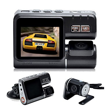 X6 1080p Car DVR Wide Angle 2 inch Dash Cam with motion detection 4 infrared LEDs Car Recorder / 2.0
