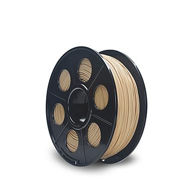 baratos Suprimentos para Impressoras 3D-KCAMEL Filamento da impressora 3D Madeira 1.75 mm 1 kg para impressora 3D
