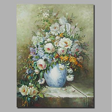 abordables Toiles-Imprimé Impression sur Toile - Nature morte Classique Rétro Vintage Art Prints