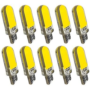 10pcs T10 Automobil Žarulje 2 W COB 60 lm 12 LED Žmigavac svjetlo Za General Motors Univerzalno