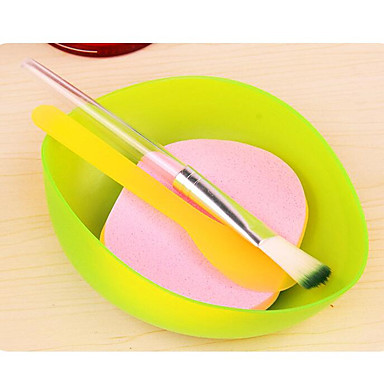 Bellissimo Portatile - Professionale - Kit Trucco 4 Pcs Plastica Trucco Giornaliero Portatile Lavabile Multifunzione Cosmetico Prodotti Per Toelettatura #07030531 Per Spedizioni Veloci