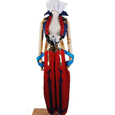 Inspirirana Sudbina / Veliki red Zatur / Gilgameš Anime Cosplay nošnje Japanski Cosplay Suits Art Deco / Uzorak / Noviteti Rukavice / More Accessories / Kostim Za Uniseks