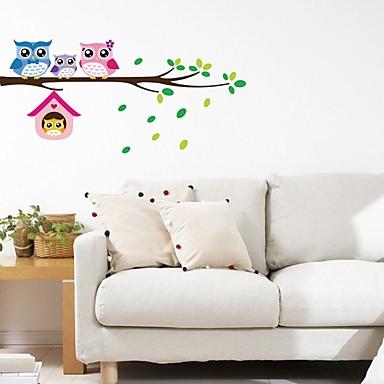 Dekorativne zidne naljepnice - Zidne naljepnice / Naljepnice za zidne zidove Pejzaž Spavaća soba / Dječja soba