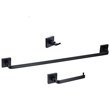 Set di accessori per il bagno fantastico moderno ottone 3 for Accessori per bagno moderno