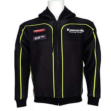 Ropa de moto Chaqueta para Textil Todas las Temporadas A Prueba de Viento / Transpirable