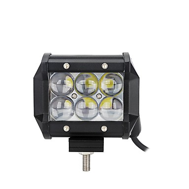OTOLAMPARA 1 komad Bez razreza Automobil Žarulje 30 W LED visokih performansi 3000 lm 6 LED Svjetlo za rad Za Plićak / Chevrolet S10 / Silverado / Tundra Sve godine