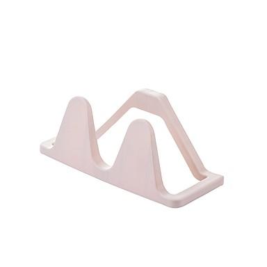 Scarpiera E Appendiscarpe Plastica 1 Paio Unisex Blu - Marrone - Rosa #07010654 Adottare La Tecnologia Avanzata