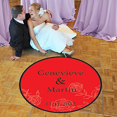 Vjenčanje / Rođendan Naljepnice, etikete i oznake - 1 pcs Cirkularno Naljepnica za podij Sva doba