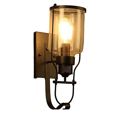 Kreativan Retro Zidne svjetiljke Garaža / Magazien / Cafenele Metal zidna svjetiljka 110-120V / 220-240V 40 W