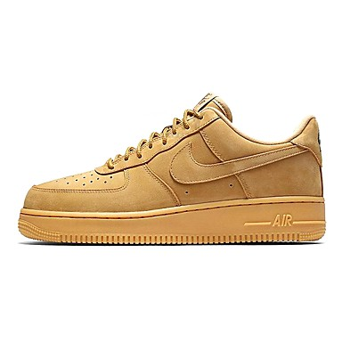 big sale 9f439 03597 Nike Air Force 1 07 Womens Skateboarding Shoes White Breathable  Shock-absorbing Low Top