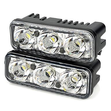 exLED 2pcs Carro Lâmpadas LED Dip LED Farol Angel Eyes de LED / Farol Angel Eyes de CCFL / Luz Anti Neblina Para