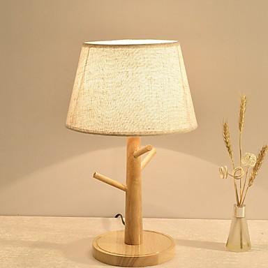 Suvremena suvremena New Design / Ukrasno Stolna lampa Za Spavaća soba Wood / Bamboo 220-240V