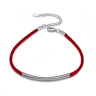 Mixed Color razboj narukvice - Umjetno drago kamenje Sretan Tradicionalna / Vintage, Sretno, Novogodišnji Crn / Red Za Dnevno Festival Žene