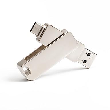 abordables Cartes Mémoire & Clés USB-32Go clé USB disque usb USB 3.0 / Type-C Métal Irrégulier Stockage de Données