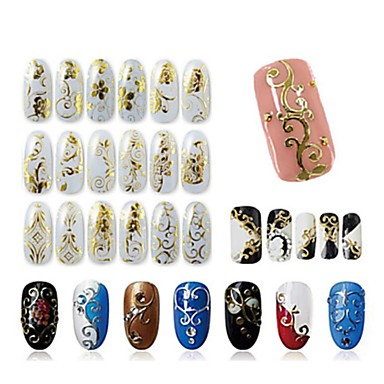 Iniziativa 1 Pcs Adesivi 3d Unghie Creativo Manicure Manicure Pedicure Multifunzione Di Tendenza Quotidiano #07064608
