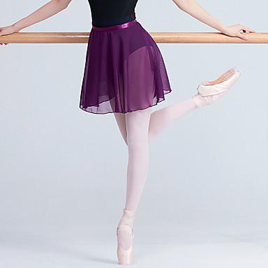 Ballett Unten Damen Training / Leistung Elastan / Lycra Nierenwärmer / Bänder / Kombination Normal Röcke