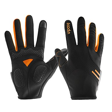 Cijeli prst Uniseks Moto rukavice mikrovlakana / Spandex Lycra / silika gel Prozračnost / Otporno na nošenje / Ne skliznuti
