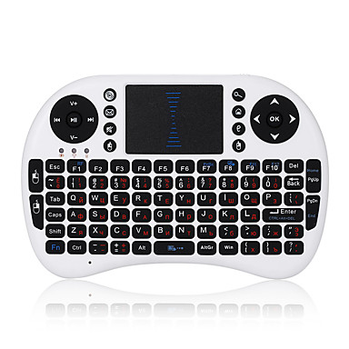 I8R Air Mouse / Keyboard / Remote Control Mini 2.4GHz Wireless Wireless Air Mouse / Keyboard / Remote Control For Linux / iOS / Android