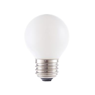 gmy g16.5 ampoule led globe 3.5w led équivalent à ampoule à incandescence 28w avec lustre blanc base e26 2700k décoratif