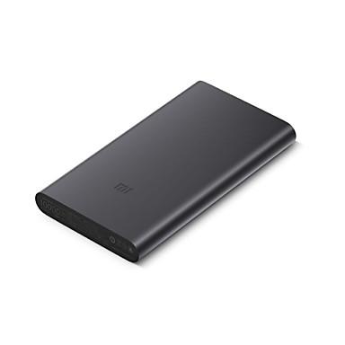 billige Eksterne batterier-Xiaomi 10000 mAh Til Power Bank Eksternt batteri 5.1/9/12 V Til 12 A / 5.1 A / 9 A Til Batterilader med kabel