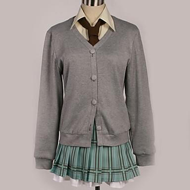 Inspirado por Haganai Cosplay Animé Disfraces de cosplay Trajes Cosplay Contemporáneo Chaqueta / Blusa / Top Para Hombre / Mujer