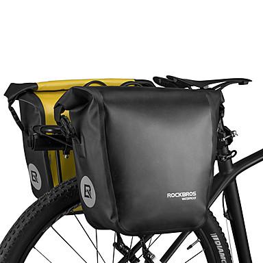 ROCKBROS Túratáska csomagtartóra / Kétoldalas túratáska Állítható Nagy kapacitás Vízálló Kerékpáros táska Műanyag Kerékpáros táska Kerékpáros táska Kerékpározás Kerékpározás / Kerékpár