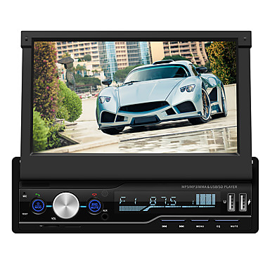 cheap Car DVD Players-SWM T100 7 inch 2 DIN Other OS Car MP3 Player Touch Screen / MP3 / Built-in Bluetooth for universal RCA / Bluetooth / Other Support MPEG / MPG / WMV MP3 / WMA / WAV JPEG / PNG / RAW