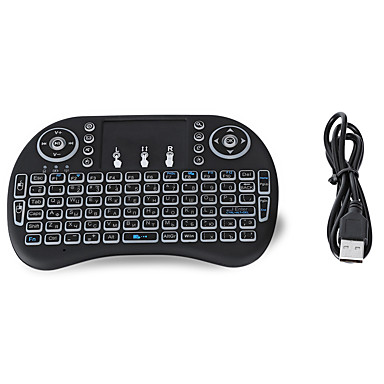V803 Air Mouse / Keyboard / Remote Control Mini 2.4GHz Wireless Wireless Air Mouse / Keyboard / Remote Control For Windows Vista / Linux / iOS