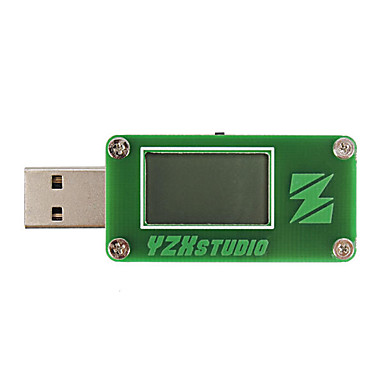 voordelige Test-, meet- & inspectieapparatuur-OEM USB-testinstrument 3.5-24V Geschikt / Meten / Stroom- en spanningscapaciteitdetectie