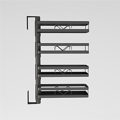 Kitchen Organization Rack & Holder / Storage Boxes Metal New Design / Storage / Easy to Use 1pc