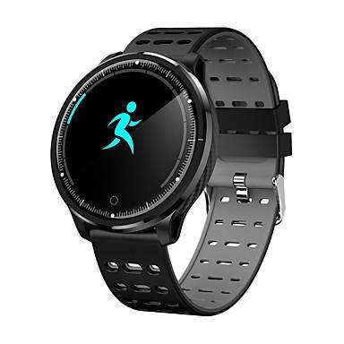 7b24eb0ba3b P71 Pulseira inteligente Android iOS Bluetooth Esportivo Impermeável  Monitor de Batimento Cardíaco Medição de Pressão Sanguínea Cronómetro  Podômetro Aviso ...